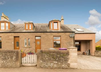 Thumbnail 4 bed semi-detached house for sale in Dundee Road, Forfar, Angus