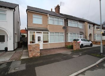 Thumbnail 3 bed semi-detached house for sale in Seafield Avenue, Liverpool