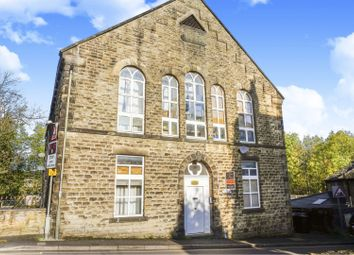 Thumbnail 2 bed flat for sale in Station Road, High Peak