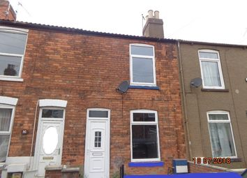 Thumbnail 2 bed semi-detached house to rent in Stanley Street, Gainsborough