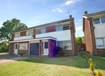 Thumbnail 3 bed semi-detached house for sale in Cedar Avenue, Kesgrave, Ipswich