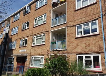 Thumbnail 3 bed flat for sale in Edwin Avenue, East Ham
