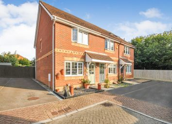Luxford Place, Sawbridgeworth, Hertfordshire CM21. 2 bed terraced house