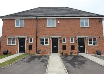 Thumbnail 2 bed terraced house for sale in Indigo Drive, Burbage, Hinckley