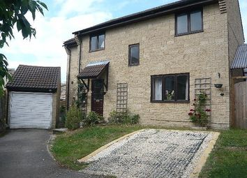 Thumbnail 5 bed detached house to rent in Squires Road, Watchfield, Swindon