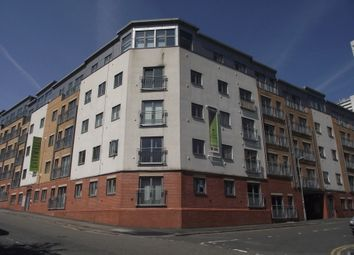 Thumbnail 2 bed flat to rent in Irving Street, City Centre, Birmingham
