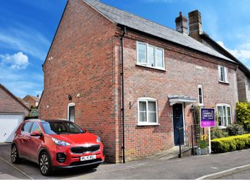 Thumbnail 4 bed detached house for sale in Marksmead, Beaminster