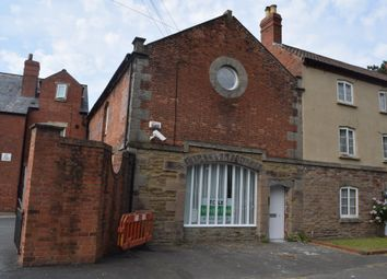 Thumbnail Property to rent in Wye Street Offices, Hereford, Hereford, Herefordshire