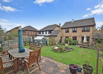 4 bed detached house for sale in Streamside, Ditton, Aylesford, Kent ME20