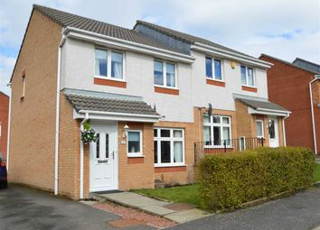 Thumbnail 3 bed semi-detached house for sale in Ashmore Avenue, Kirkmuirhill, Lanark