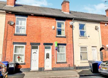 2 bed terraced house for sale in Harrison Street, Derby DE22