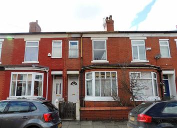 Thumbnail 3 bed terraced house for sale in Norbreck Avenue, Chorlton, Manchester