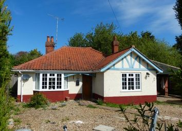Thumbnail 2 bedroom bungalow for sale in Hoveton, Norwich, Norfolk