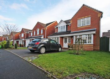 Thumbnail 4 bed detached house to rent in Sophia Way, Newcastle-Under-Lyme