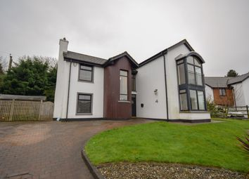 Thumbnail 4 bedroom detached house for sale in Dunhugh Manor, Derry/Londonderry
