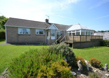 Thumbnail 3 bed detached bungalow for sale in Aberporth, Cardigan