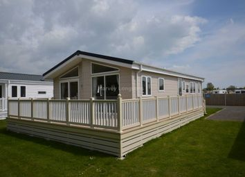 Thumbnail 2 bed lodge for sale in Dymchurch Road, New Romney