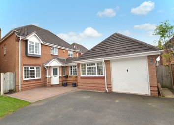 4 bed detached house for sale in Buckland Walk, Newport TF10