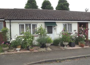 Thumbnail 2 bed terraced bungalow for sale in Avenells Way, Gamlingay