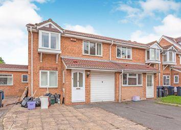 Thumbnail 4 bed end terrace house for sale in Heathfield Drive, Mitcham