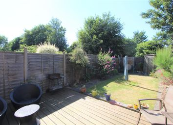 Thumbnail 3 bed terraced house for sale in Grafton Close, West Byfleet