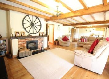 Thumbnail 4 bedroom detached house for sale in Happisburgh Road, White Horse Common, North Walsham