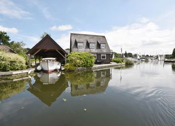 Thumbnail 4 bed detached house for sale in Ropes Hill, Horning