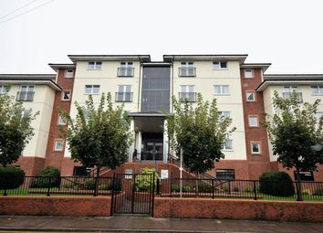 Thumbnail 2 bed flat to rent in Milbourne Street, Carlisle