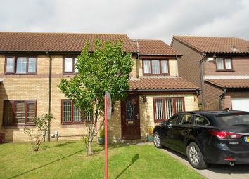 Thumbnail 4 bed semi-detached house for sale in Harvey Crescent, Aberavon, Port Talbot, Neath Port Talbot.