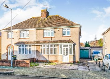 3 bed semi-detached house for sale in Donald Road, Uplands, Bristol BS13
