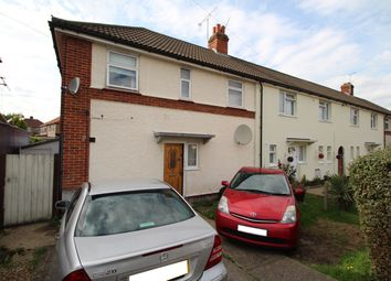 Thumbnail 3 bed end terrace house for sale in Pickwick Road, Ipswich