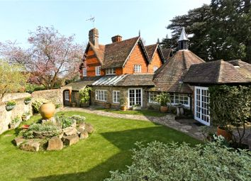 Thumbnail 3 bed detached house for sale in Eastbury Lane, Compton, Guildford, Surrey