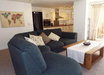 Thumbnail 2 bed flat to rent in Hansen Court, Century Wharf, Cardiff Bay