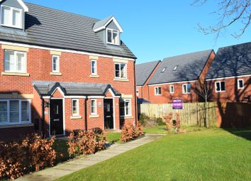 Thumbnail 4 bed semi-detached house for sale in Mill Lane, Burscough