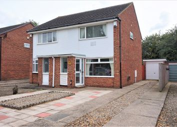Thumbnail 2 bedroom semi-detached house for sale in Campion Grove, Middlesbrough