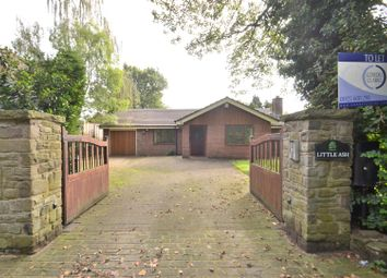 Thumbnail 4 bed bungalow to rent in Street Lane, Lower Whitley, Warrington