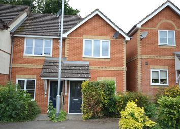 Thumbnail 1 bed end terrace house for sale in Davy Close, Wokingham, Berkshire