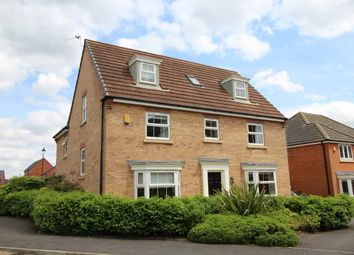 Thumbnail 5 bed detached house for sale in Tickford Bank, Widnes