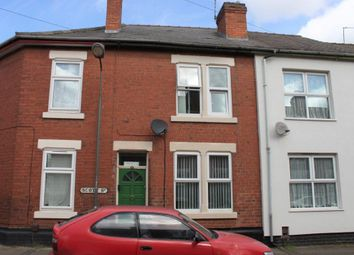 Thumbnail 4 bedroom terraced house for sale in Scott Street, New Normanton, Derby