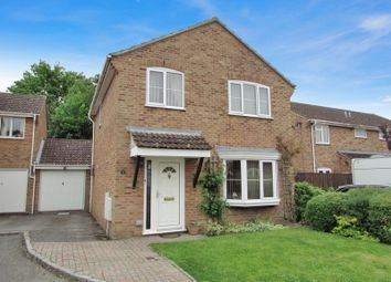Thumbnail 3 bed detached house for sale in Danvers Close, Thatcham