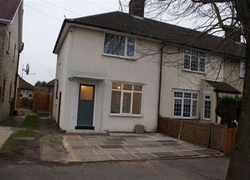 Thumbnail 2 bed semi-detached house to rent in Echo Heights, London