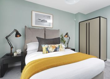 Thumbnail 2 bedroom flat for sale in Greenwich High Road, London
