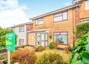 Thumbnail 2 bed terraced house for sale in Crown Rise, Llanfrechfa, Cwmbran