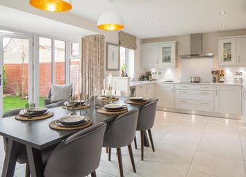 "Thumbnail 4 bed detached house for sale in ""Holden"" at Jessop Court, Waterwells Business Park, Quedgeley, Gloucester"