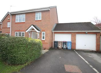 Thumbnail 3 bedroom detached house to rent in Woodseaves Close, Irlam, Manchester