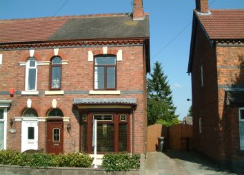 Thumbnail 2 bed semi-detached house to rent in Remer Street, Crewe, Cheshire