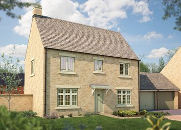 """Thumbnail 3 bed semi-detached house for sale in """"The Spruce"""" at Todenham Road, Moreton-In-Marsh"""