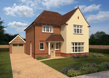 Thumbnail 4 bedroom detached house for sale in Goudhurst Road, Marden