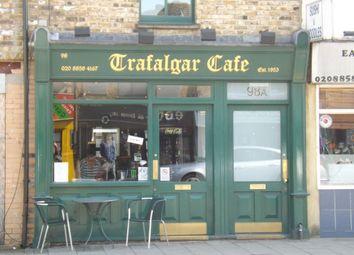 Thumbnail Retail premises to let in Trafalgar Road, London