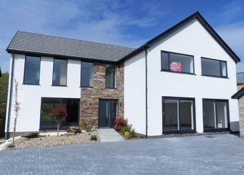 Thumbnail 5 bed detached house for sale in Mountain Road, Llangeinor, Bridgend, Mid Glamorgan.